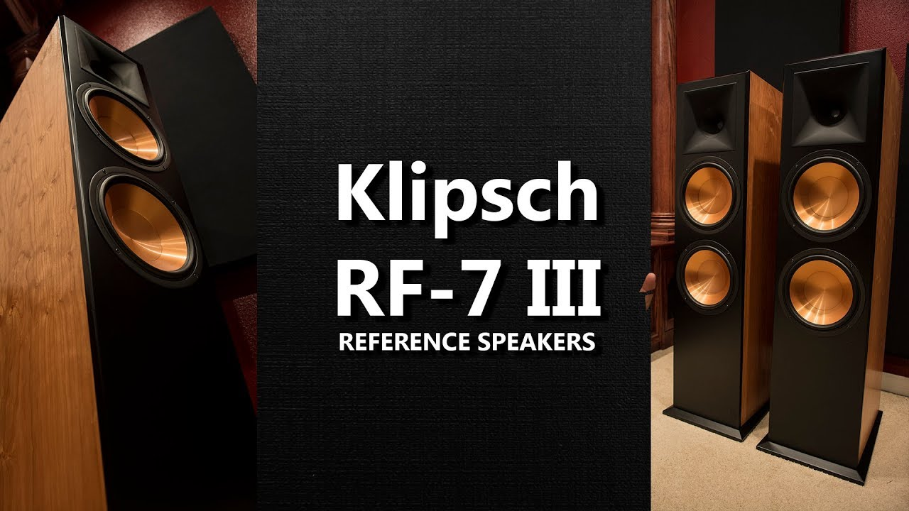 Klipsch Ships Flagship Reference Speakers - Page 2 - AVS