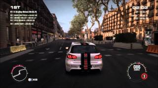 GRID 2 (PC) Time Attack - Barcelona, Columbus Bay *Alienware M15x*