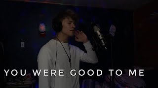 Jeremy Zucker - you were good to me   Alex Sampson Cover