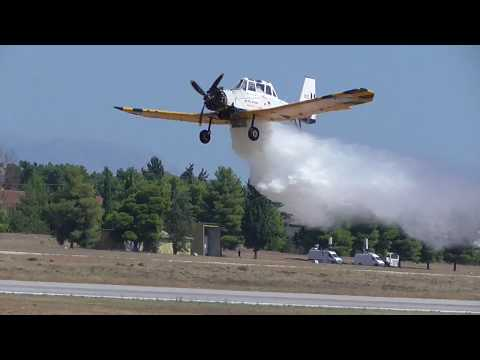 Athens Flying Week 2017 Hellenic Air Force  PZL-Milelc M-18 Dromader