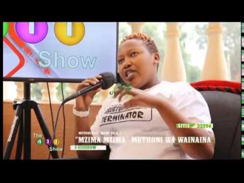 #411 show: Mzima Mzima the sports journalist, musician and deejay.
