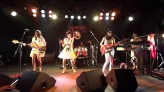 2016/09/04(sun) 【1990】 小岩オルフェウス ガールズバンドでプリプ...