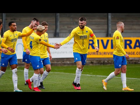 Torquay Dover Ath. Goals And Highlights