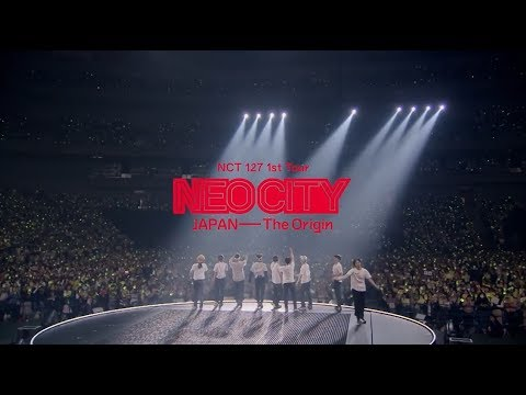 NCT 127  「'NEO CITY : JAPAN - The Origin'」DVD&BD 2019626 On Sale