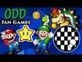 Odd Fan Games: Super Mario Power Star Frenzy - Pikasprey