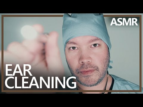 Ear Cleaning with Dr. Destiny (ASMR, Ear to Ear, Brushing, Picking)