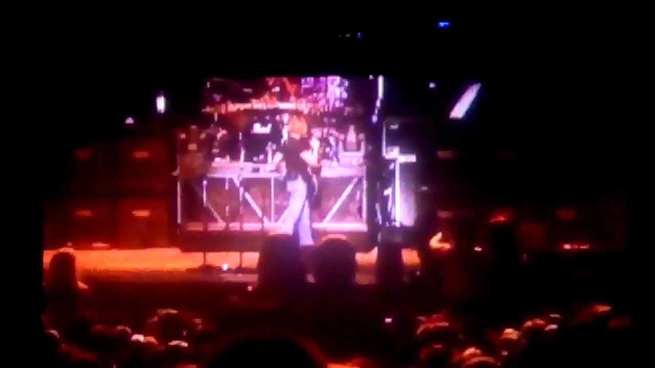 Concert Boob Cam
