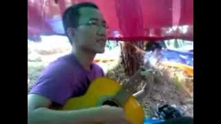 [Quốc Học Huế] Mr.Metal: Who? + Thưa cô tha lỗi cho em (Guitar version).10anh2-2012