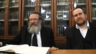Рош а Шана и Йом Кипур. Два вида суда. Урок р. Шварцмана