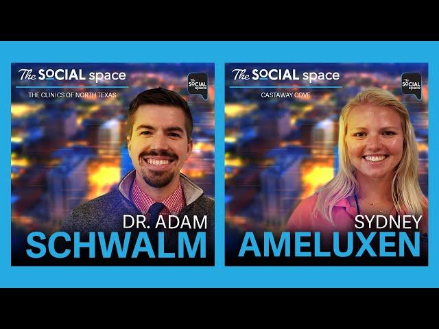 The Social Space ep12 w/ Dr. Adam SchwalmSydney & Ameluxen
