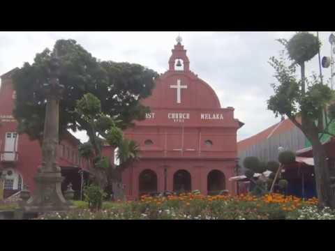Melaka - Christ Church