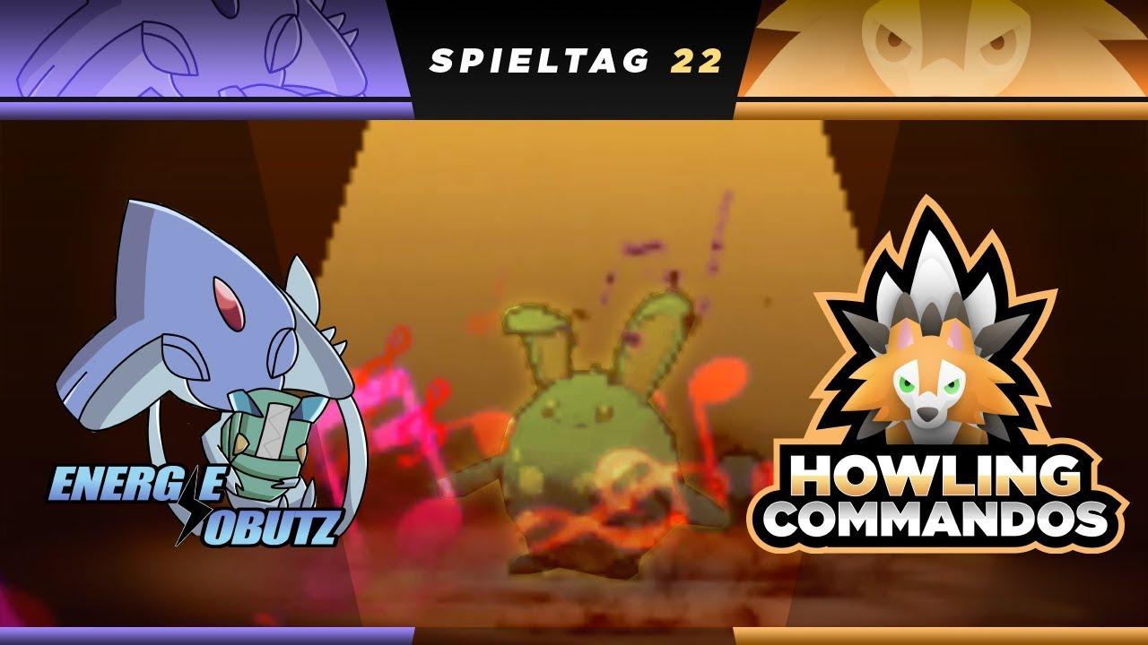 GPL [S5] - Spieltag 22 - vs. Howling Commandos: Tüdelü...
