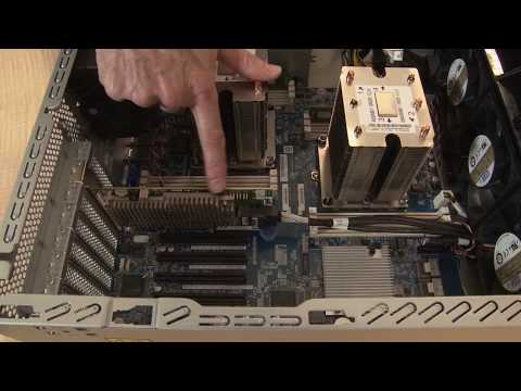 Lenovo ThinkSystem ST550 Server Video Walkthrough