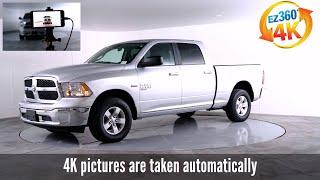 How It Works - EZ360 Automated Photo Studio