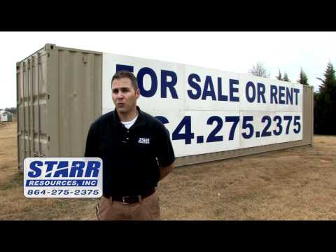 Cost of Shipping Container vs Cost Of Construction of Storage Building