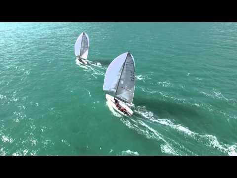 Quantum Key West 2016 - Melges 24 Sail Testing