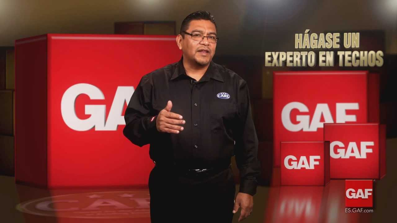 GAF Liberty™ Low Slope Roofing System Installation Tutorial (Chapter 14  Spanish)