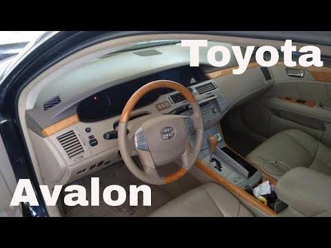 Avalon - японский бизнес-класс от Toyota