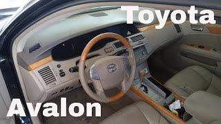 Скачать Avalon японский бизнес класс от Toyota