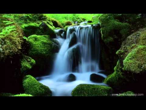 MOUNTAIN STREAM Nature Sounds (10 Hours) Relax, Meditate, Sleep