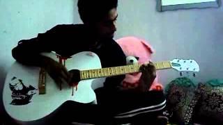 hindi+english mashup with guitar cover and chords