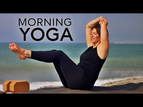 45 Minute Hatha Yoga Flow (Morning Body Workout)
