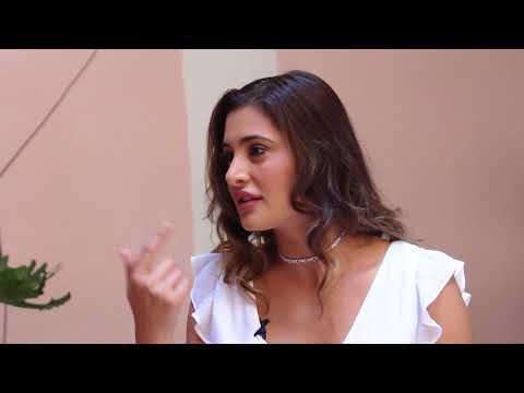 Nargis Fakhri ed by Reshma Dordi of biz India TV