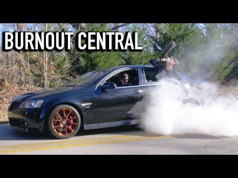 "Driving a 10 Second Pontiac G8 ""Daily"""
