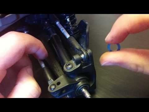 How to oil your Bearings on a RC