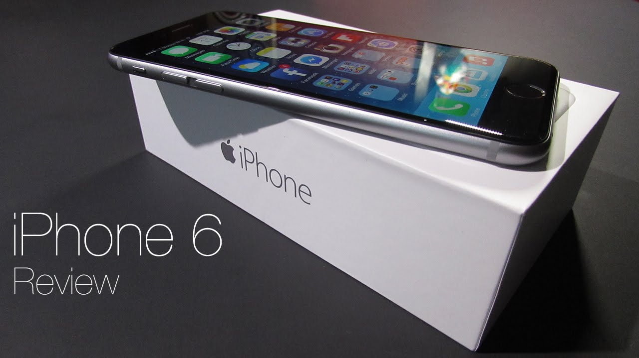 Review Apple Iphone 6 Space Gray Youtube 64gb Grey