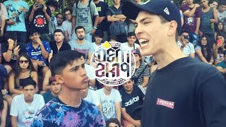 NASTY vs. EL BARTO: Mejor 4x4 - Gira DEM 2019