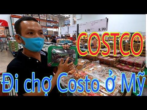Choáng ngộp khi đi siêu thị công nghệ COTSCO bán đồ sỉ với giá quá rẻ, Shopping with me at Costco?