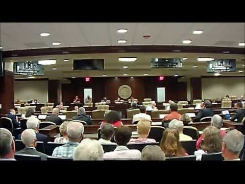 Independence County Judge Testimony