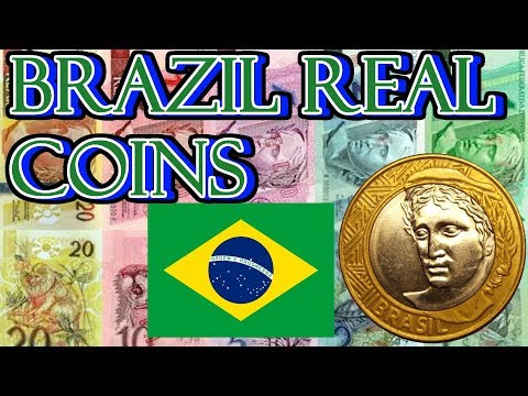 BRAZILIAN REAL And Coins