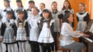Песня Молитва, стихи Лермонтова