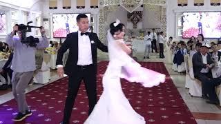Жалал Абад свадьба Омурбек & Мээрим вальс