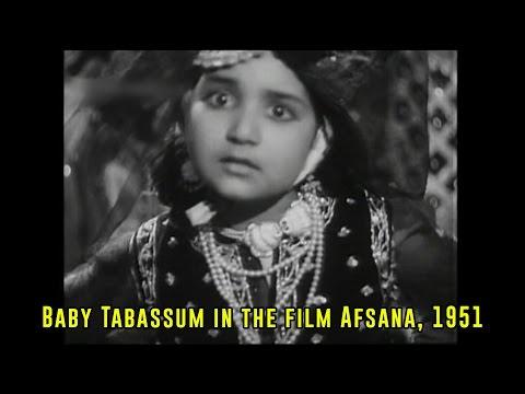 BR Chopra | A legend of Bollywood | Film Afsana (1951) |Tabassum Talkies