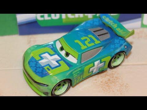 Mattel Disney Cars 3 Noah Gocek Clutch Aid 121 Next Gen Piston