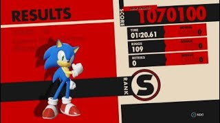 Sonic Forces Stage 26