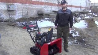 Cнегоуборщик(Наш рассказ о ремонте снегоуборщика., 2016-04-23T22:49:56.000Z)