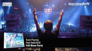 Armin van Buuren - Universal Religion Chapter 5: Paul Oakenfold - Full Moon Party (Original Mix)