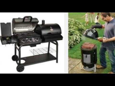 Top 5 Best Grill Smoker Combo