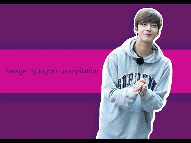 Savage Hyungwon compilation