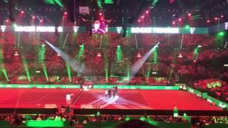 Match for Africa Roger Federer vs Andy Murray