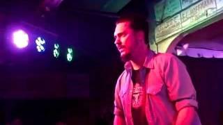 """Casting My Spell On You"" Jesse Dayton at Gruene Hall, Jan 14, 2012"