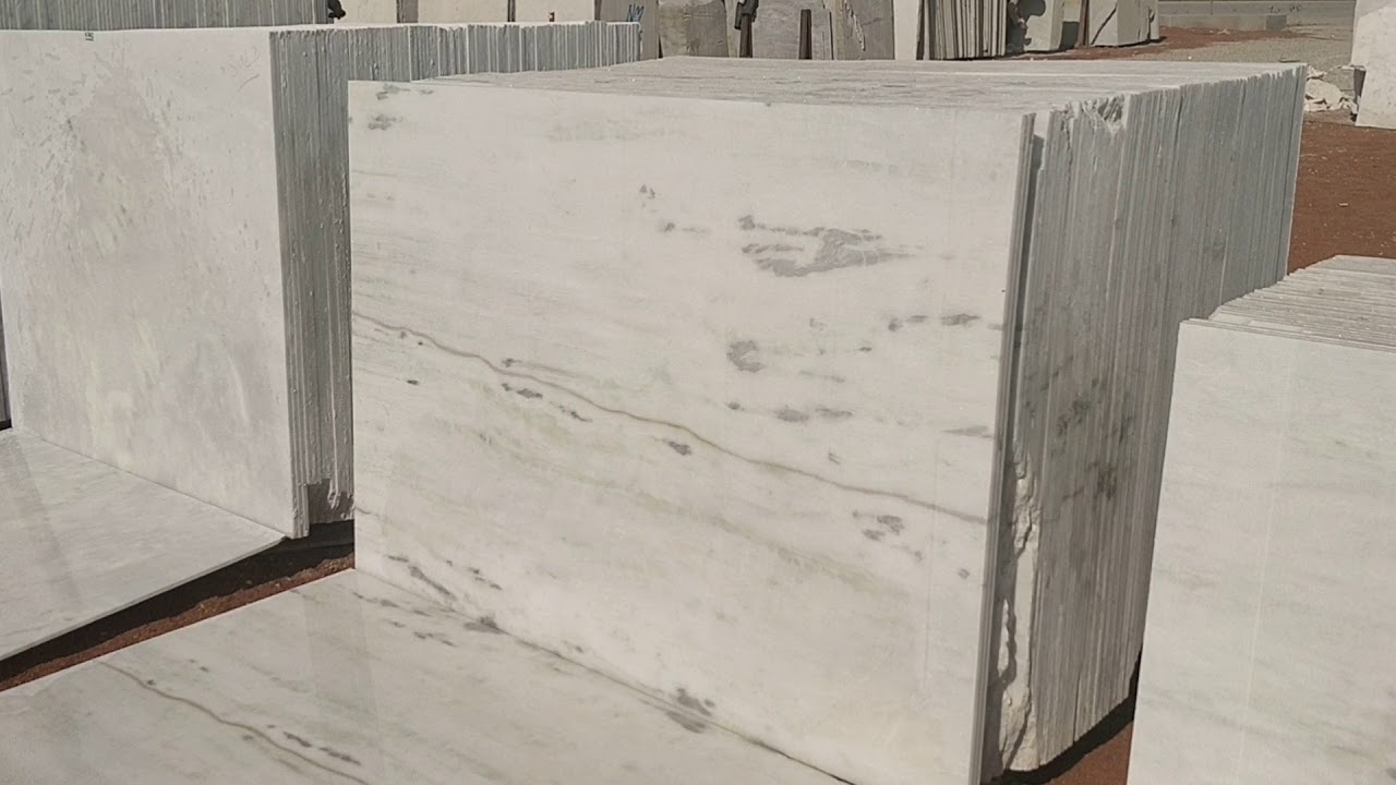 Morwad White Greenish Figure In White Marble Best - Best marble for flooring in india