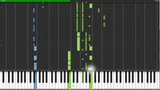 How to play Better Off Alone by Alice Deejay on piano