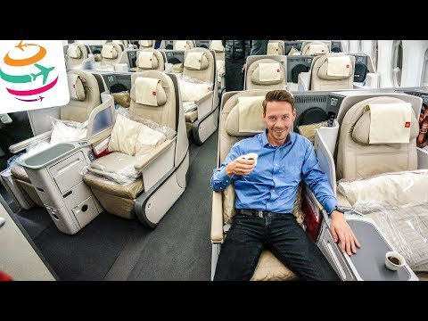 Enttäuschend, Royal Jordanian Business Class 787-8 nach Bangkok | YourTravel.TV
