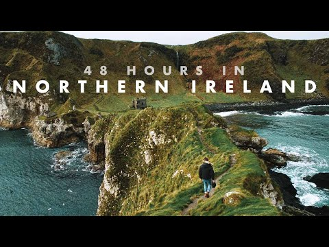 How to spend 48 hours in Northern Ireland (Causeway Coast & the Marine Hotel Ballycastle)