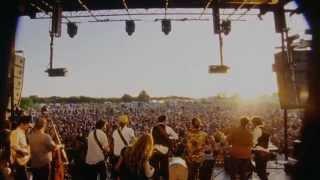 Mumford & Sons-Awake My Soul (Live-Unseen Big Easy Express)